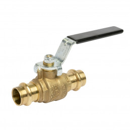 GMCP41-Copper Press Fit Ball Valve