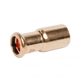 GMCP50-Copper Press Fit Fitting Reducer