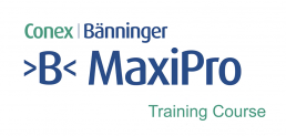 Conex Maxipro Training Course